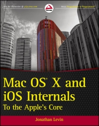 Mac OS X and iOS Internals Free Ebook