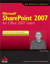 Microsoft SharePoint 2007 for Office 2007 Users