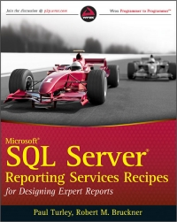Microsoft SQL Server Reporting Services Recipes Free Ebook