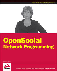 OpenSocial Network Programming Free Ebook