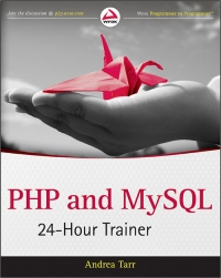 PHP and MySQL 24-Hour Trainer Free Ebook