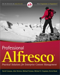 Professional Alfresco Free Ebook