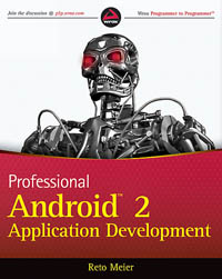 Professional Android 2 Application Development Free Ebook