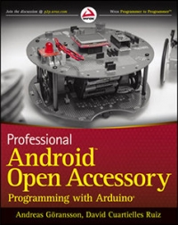 Professional Android Open Accessory Programming with Arduino Free Ebook