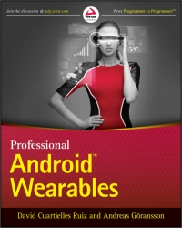 Professional Android Wearables
