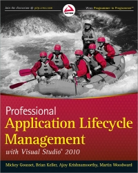 Professional Application Lifecycle Management with Visual Studio 2010 Free Ebook