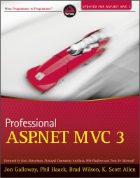 Professional ASP.NET MVC 3 Free Ebook