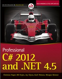 Professional C# 2012 and .NET 4.5 Free Ebook