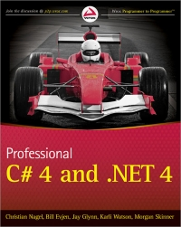 Professional C# 4.0 and .NET 4 Free Ebook