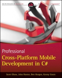 Professional Cross-Platform Mobile Development in C# Free Ebook