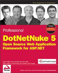 Professional DotNetNuke 5 Free Ebook