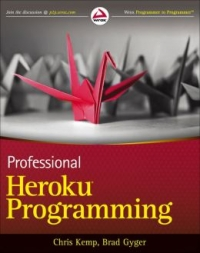 Professional Heroku Programming Free Ebook