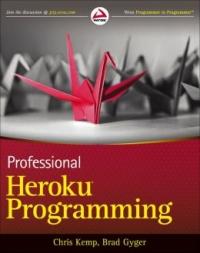 Professional Heroku Programming Free Ebook