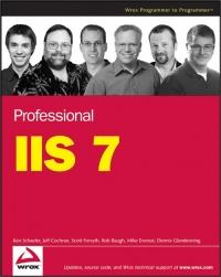 Professional IIS 7 Free Ebook