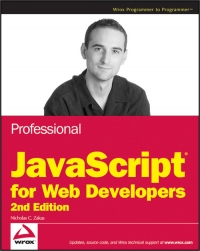 Professional JavaScript for Web Developers Free Ebook