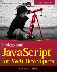 Professional JavaScript for Web Developers, 3rd Edition Free Ebook