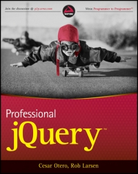 Professional jQuery Free Ebook