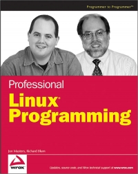 Professional Linux Programming Free Ebook