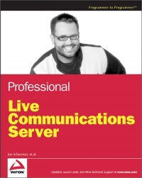 Professional Live Communications Server Free Ebook
