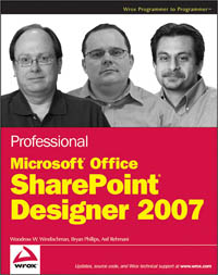 Professional Microsoft Office SharePoint Designer 2007 Free Ebook