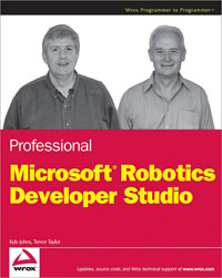 Professional Microsoft Robotics Developer Studio Free Ebook