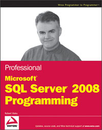 Professional Microsoft SQL Server 2008 Programming Free Ebook