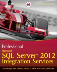 Professional Microsoft SQL Server 2012 Integration Services Free Ebook