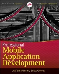 Professional Mobile Application Development Free Ebook