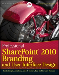 Professional SharePoint 2010 Branding and User Interface Design Free Ebook
