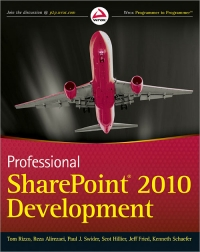 Professional SharePoint 2010 Development Free Ebook