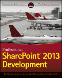 Professional SharePoint 2013 Development Free Ebook