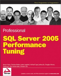 Professional SQL Server 2005 Performance Tuning Free Ebook