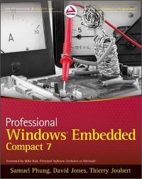 Professional Windows Embedded Compact 7 Free Ebook