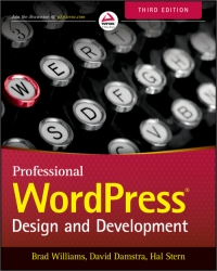 Professional WordPress, 3rd Edition