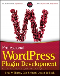 Professional WordPress Plugin Development Free Ebook