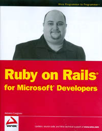 Ruby on Rails for Microsoft Developers Free Ebook