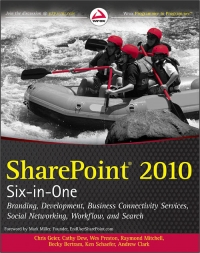 SharePoint 2010 Six-in-One Free Ebook