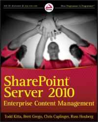 SharePoint Server 2010 Enterprise Content Management Free Ebook