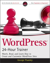 WordPress 24-Hour Trainer Free Ebook