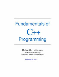 Fundamentals of C++ Programming