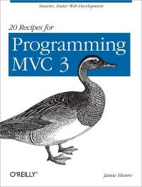20 Recipes for Programming MVC 3 Free Ebook