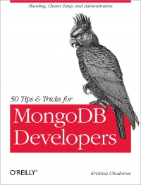 50 Tips and Tricks for MongoDB Developers Free Ebook