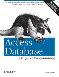 Access Database Design & Programming, 3rd Edition Free Ebook