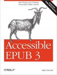 Accessible EPUB 3 Free Ebook