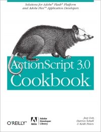 ActionScript 3.0 Cookbook Free Ebook