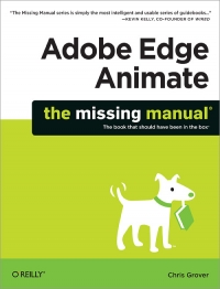 Adobe Edge Animate: The Missing Manual Free Ebook
