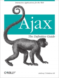 Ajax: The Definitive Guide Free Ebook