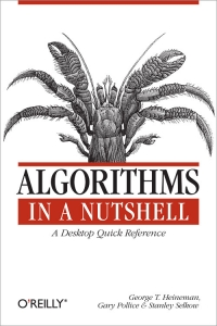 Algorithms in a Nutshell Free Ebook