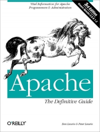 Apache: The Definitive Guide, 3rd Edition Free Ebook