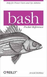 bash Pocket Reference Free Ebook